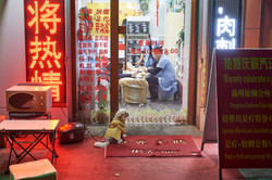 Warteschlange | Peking