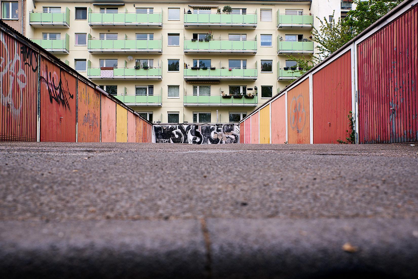 Hinterhof | Köln