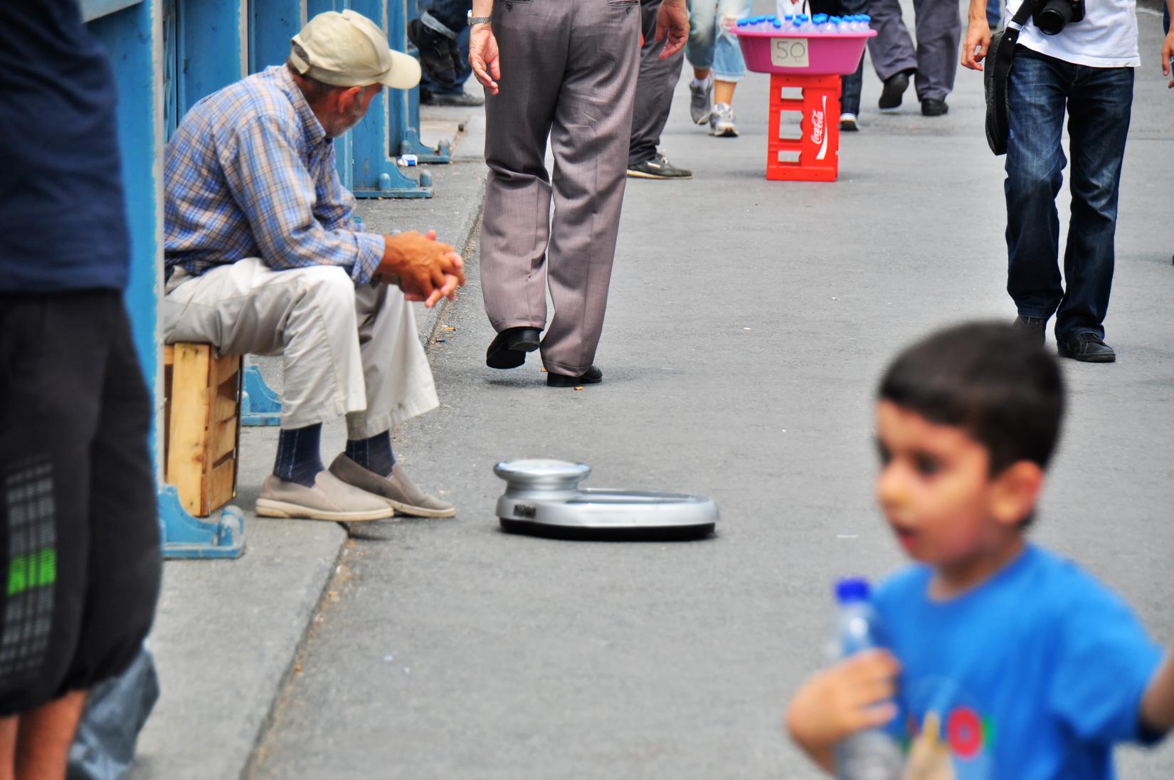 Warten Hoffen Glauben | Istanbul