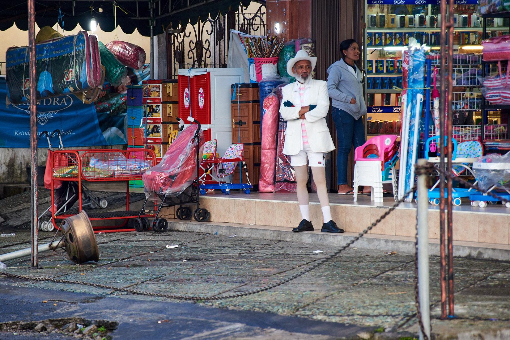 Ritter der Großstadt | Indonesien