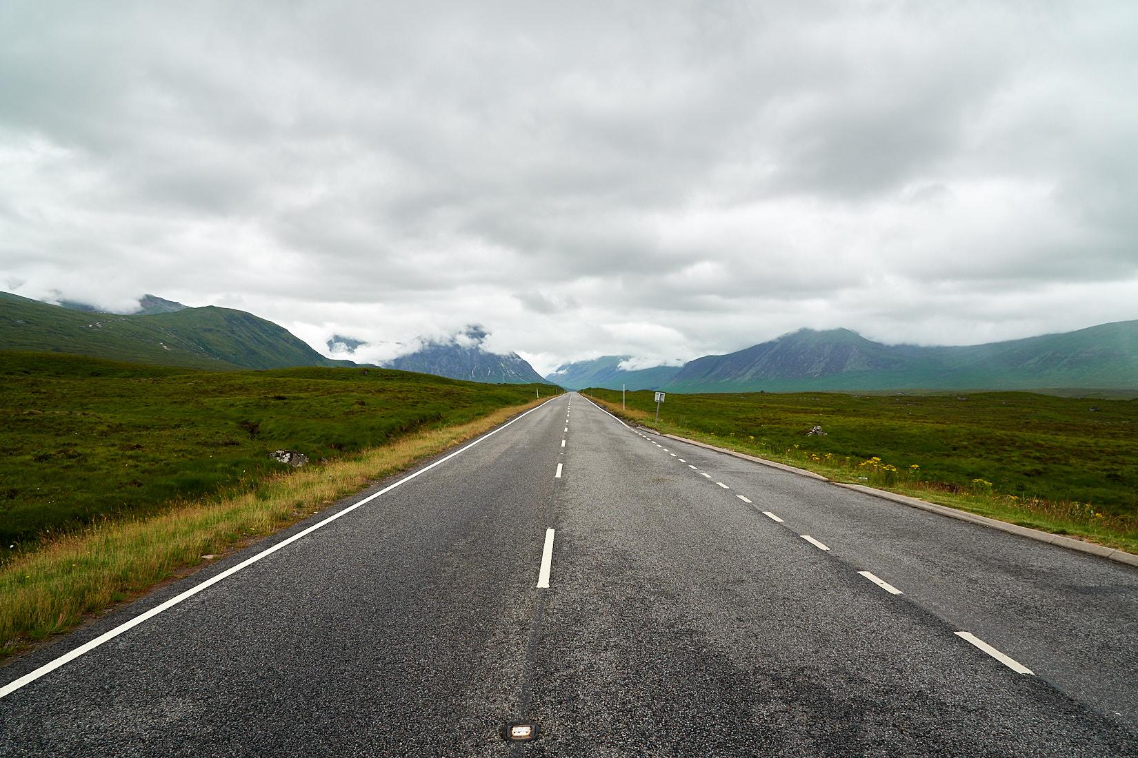 The road to ... | Schottland