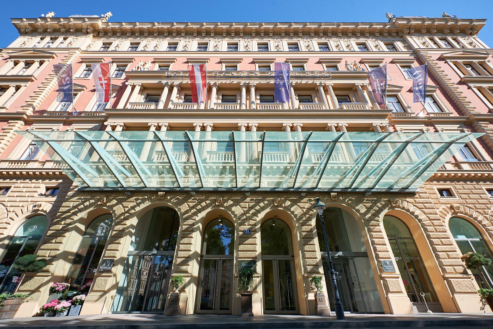 Palais Hansen Kempinski 01 | Wien