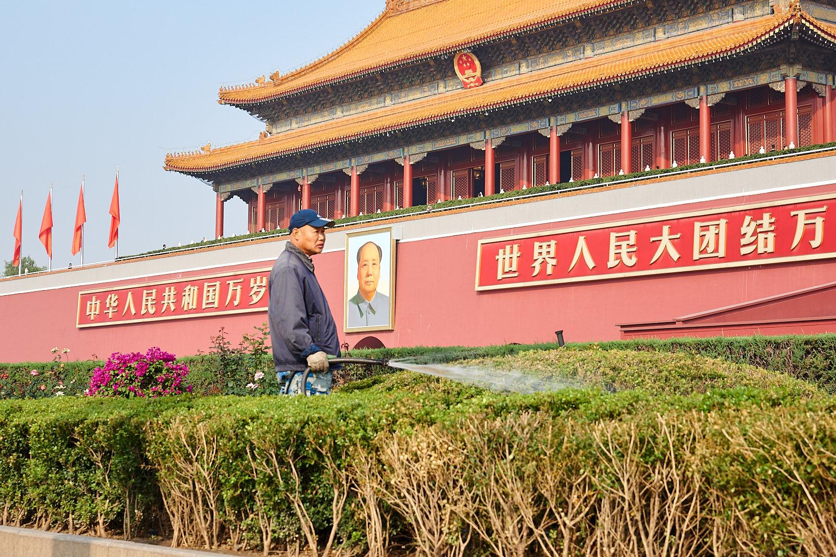 Gärtner des Vorsitzenden | Peking