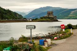 The Eilean Donan Castle | Schottland