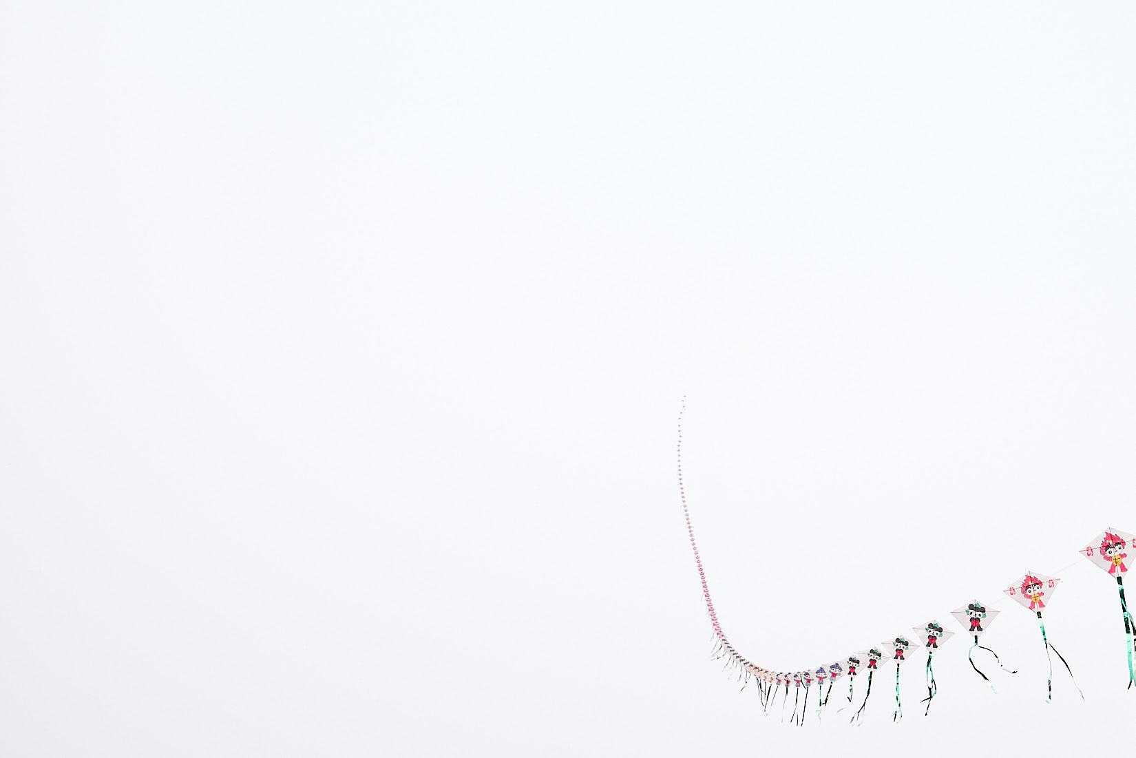 Drachen steigen | Peking