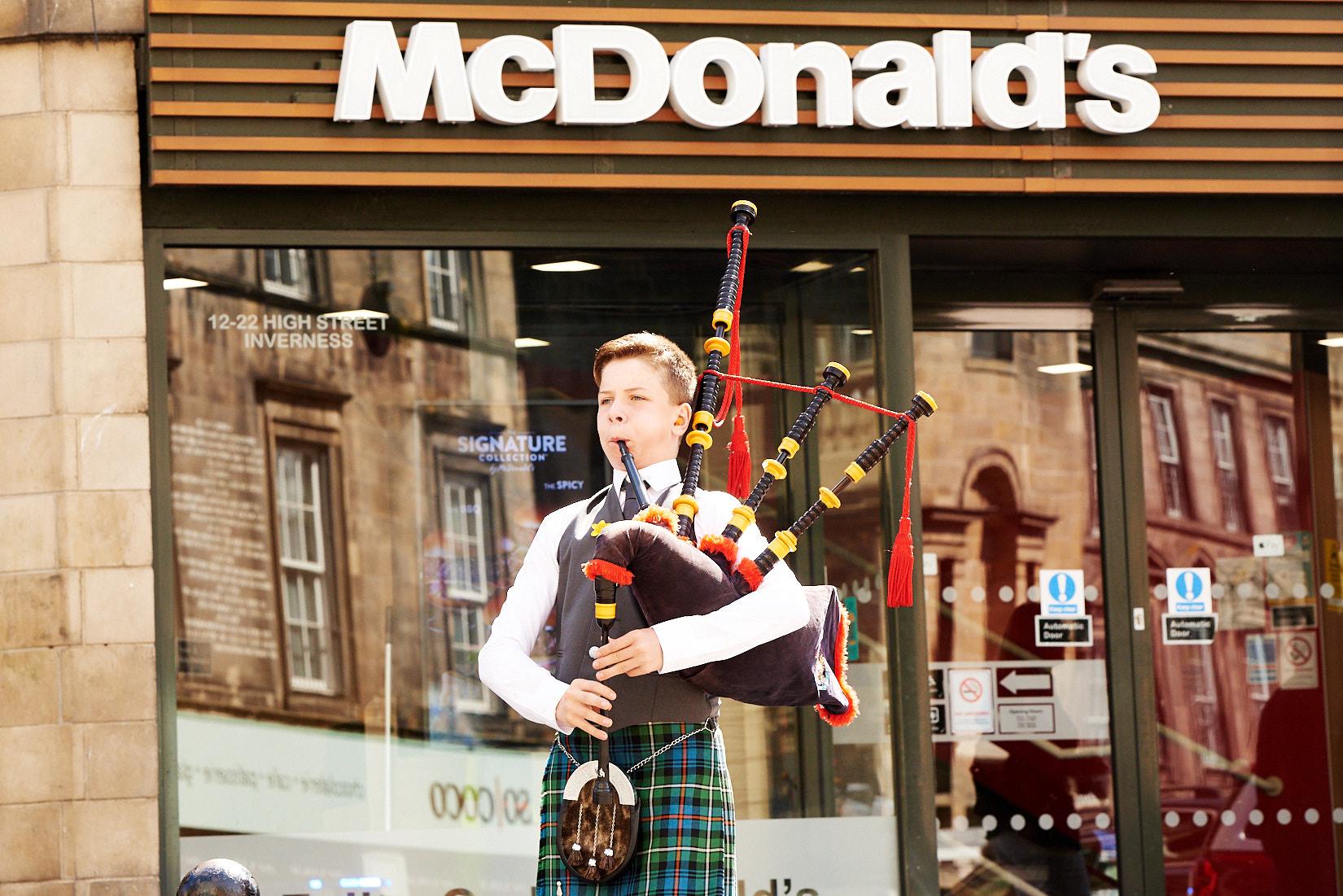 Clan der McDonalds | Schottland
