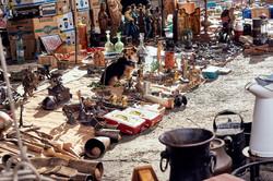 Antiker Hund | Porzellan | Lissabon