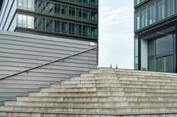 Domspitzen Treppenhaus | Deutz Köln