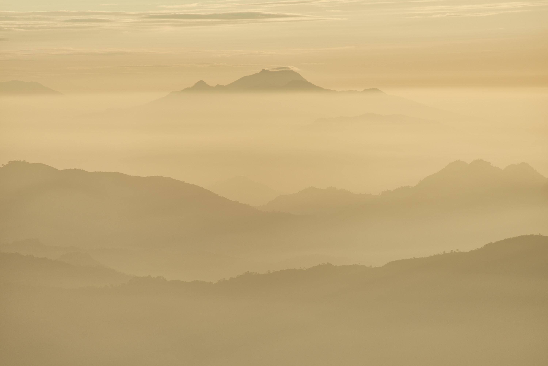 Vor Sonnenaufgang | Indonesien