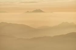 Vor Sonnenaufgang   Indonesien
