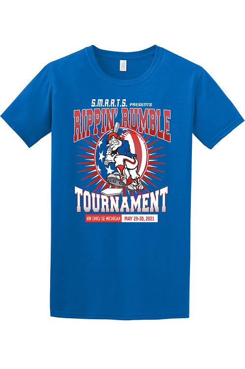 Rippin' Rumble Cotton T-Shirt