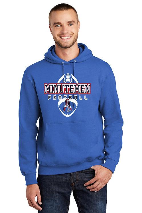 Washington Twp Minutemen Port & Company Hooded Sweatshirt