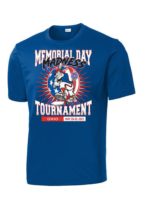 Memorial Day Madness DRI-Fit T-shirt