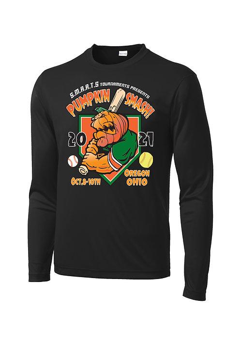 Pumpkin Smash Long Sleeve Dri-FIT T-Shirt