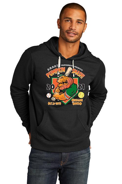 Pumpkin Smash Fleece Hoodie