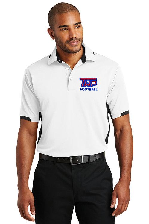 Washington TWP Football Port Authority Embroidered Golf Shirt