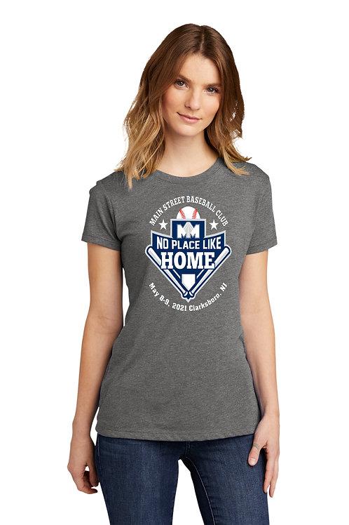 No PlaceLike Home Women's Tri Blend T
