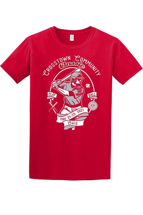 Crosstown Community Classic Soft Cotton T-shirt