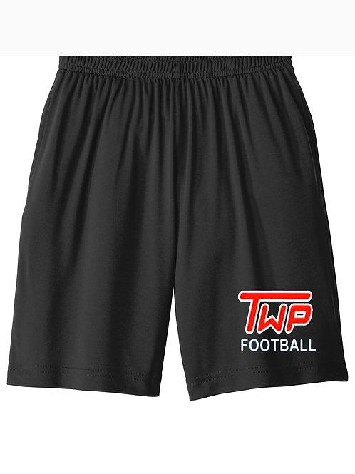 Washington TWP Minutemen Football Kids Sport-Tek Pocketed Shorts