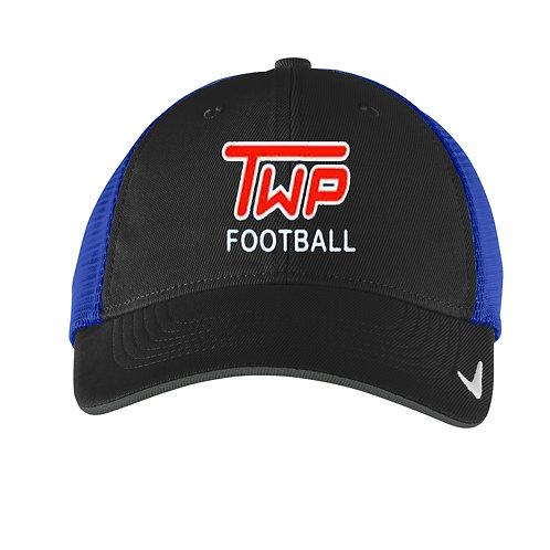 Washington Twp Minutemen Football Embroidered Dri-Fit Mesh Back Hat