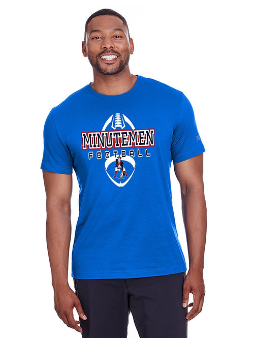 Washington TWP Minutemen Football Mens Puma T-shirt