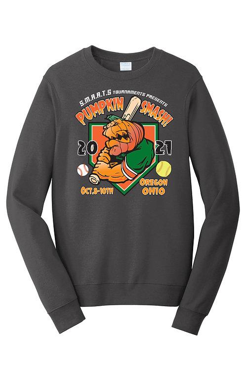 Pumpkin Smash Crewneck Sweatshirt