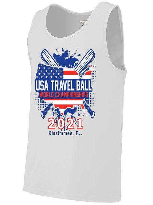 USA Travel Ball World Championships Augusta Training  Tank