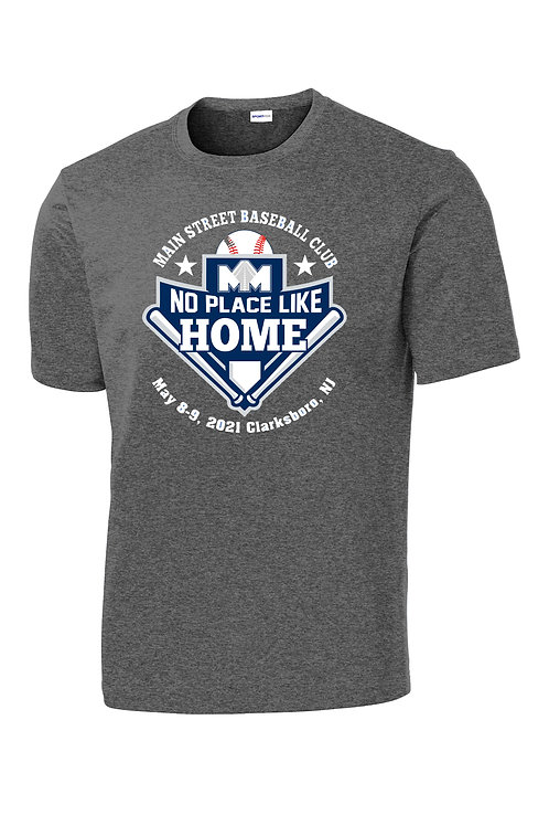 No Place Like Home Dri-Fit Adult T-Shirt