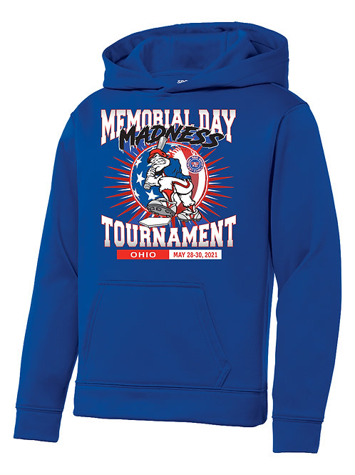 Memorial Day Madness Youth DRI-Fit Hooded Sweatshirt