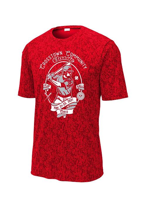 Crosstown Classic Digital Camo Dri-FIT T-shirt