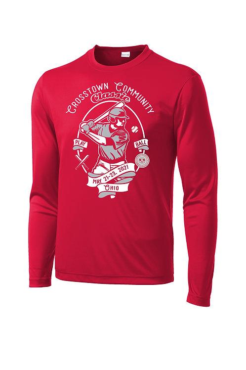 Crosstown Community Classic Long Sleeve Dri-FIT T-shirt