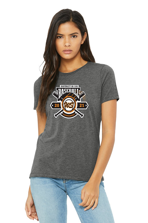 District 28 All Stars Women's Relaxed Jersey Short Sleeve Tee