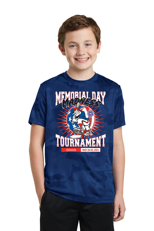 Memorial Day Madness CamoHex T-Shirt