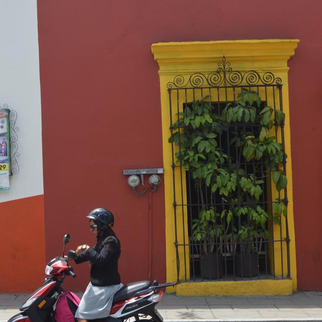 On Her Own Time - Oaxaca - 2016