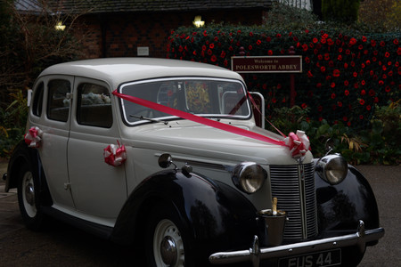 Stunning in Red our Austin 16