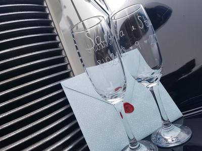 Our Complimentary Glasses