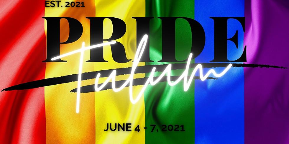 Morning Meditations - Black In Tulum Pride Weekend