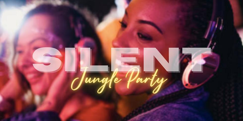 Silent Jungle Party Launch Event