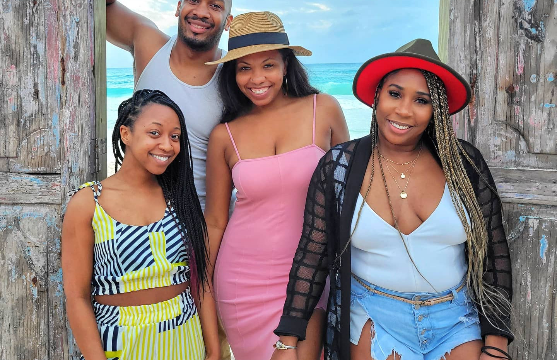 Mistico Beach club @ Posada Lamar