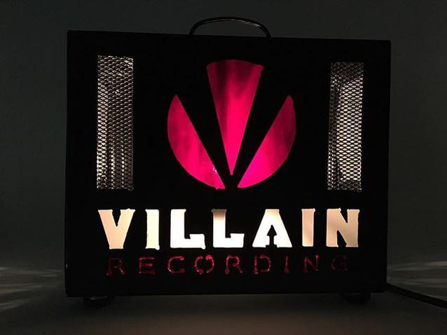"""The  Villain Recording Industrial Boom"