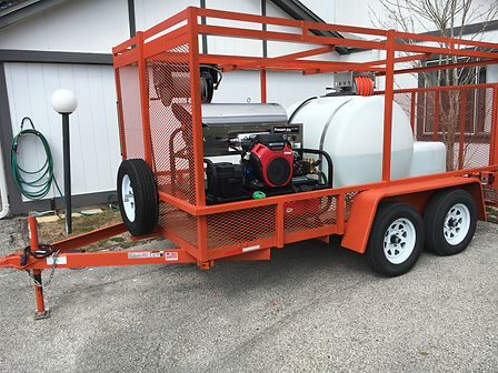 Casselberry, Florida Hot Water High Pressure Washing