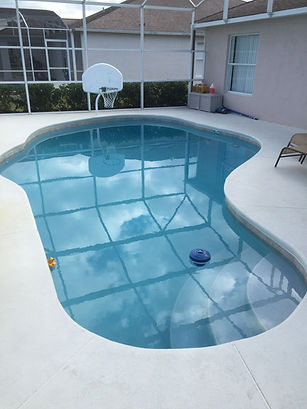 Pool & Deck Cleaning Orlando, Casselberry, Central Florida 407 334 0063