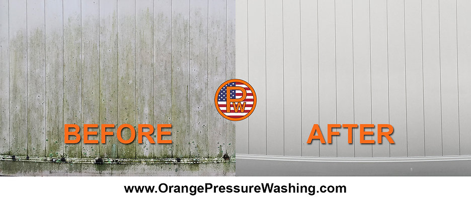 Wall, Siding Cleaning Orlando, Central Florida 407 334 0063