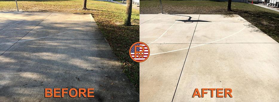 Basketball Court Cleaning Orlando, Apopka, Florida 407 334 0063
