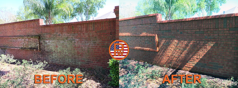 Fence Cleaning Apopka, Central Florida 407 334 0063