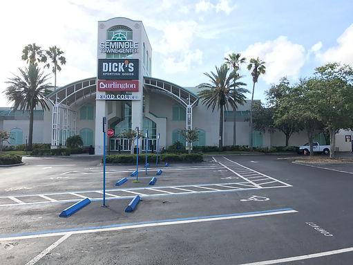 Sanford Mall, Cleaning Pressure Wash Orlando 407 334 0063