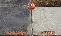 Sidewalk Cleaning Pressure Washing Orlando, Apopka 407.452.9397
