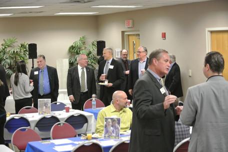 FVSRA Hosts the IAPD Annual Legislative Breakfast