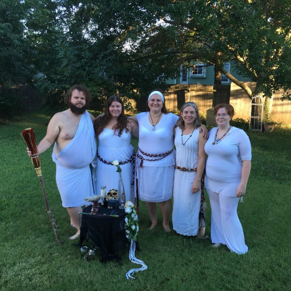Circle of the Stag Full Moon Ritual