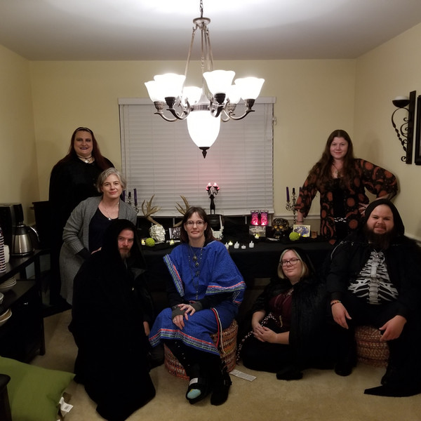 Circle of the Stag Samhain 2019